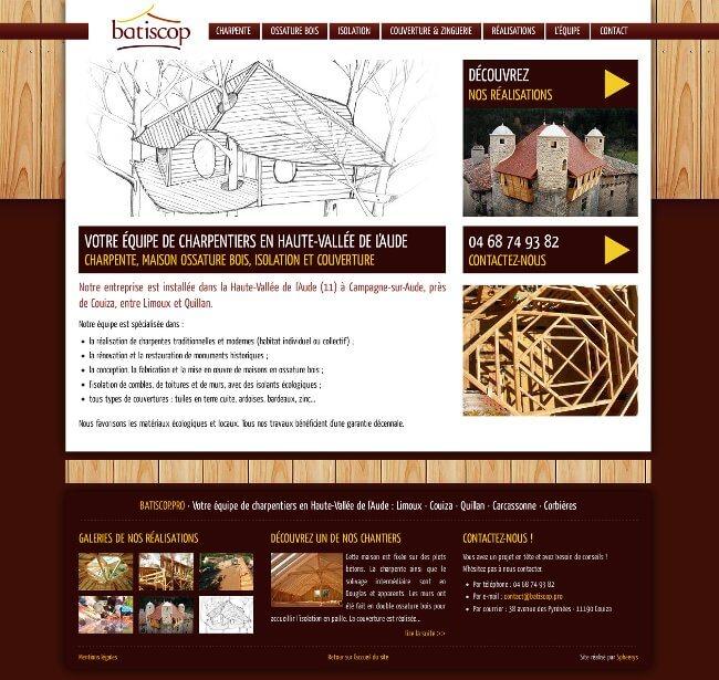 votre webmaster pr s de carcassonne aude spheerys. Black Bedroom Furniture Sets. Home Design Ideas